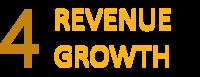 Revenue Growth Text