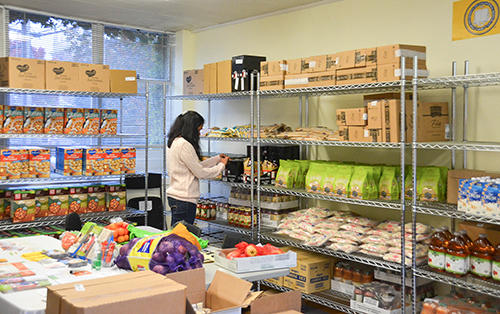 UC Berkeley Food Pantry partners to eliminate food insecurity on
