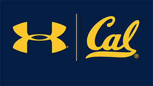 Under Armour and Cal Athletics logo