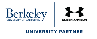 "Cobranded ""University Partner"" lockup featuring Berkeley logo 